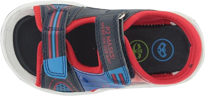 PJ Masks Blue Petacas Sports Sandals Various Sizes