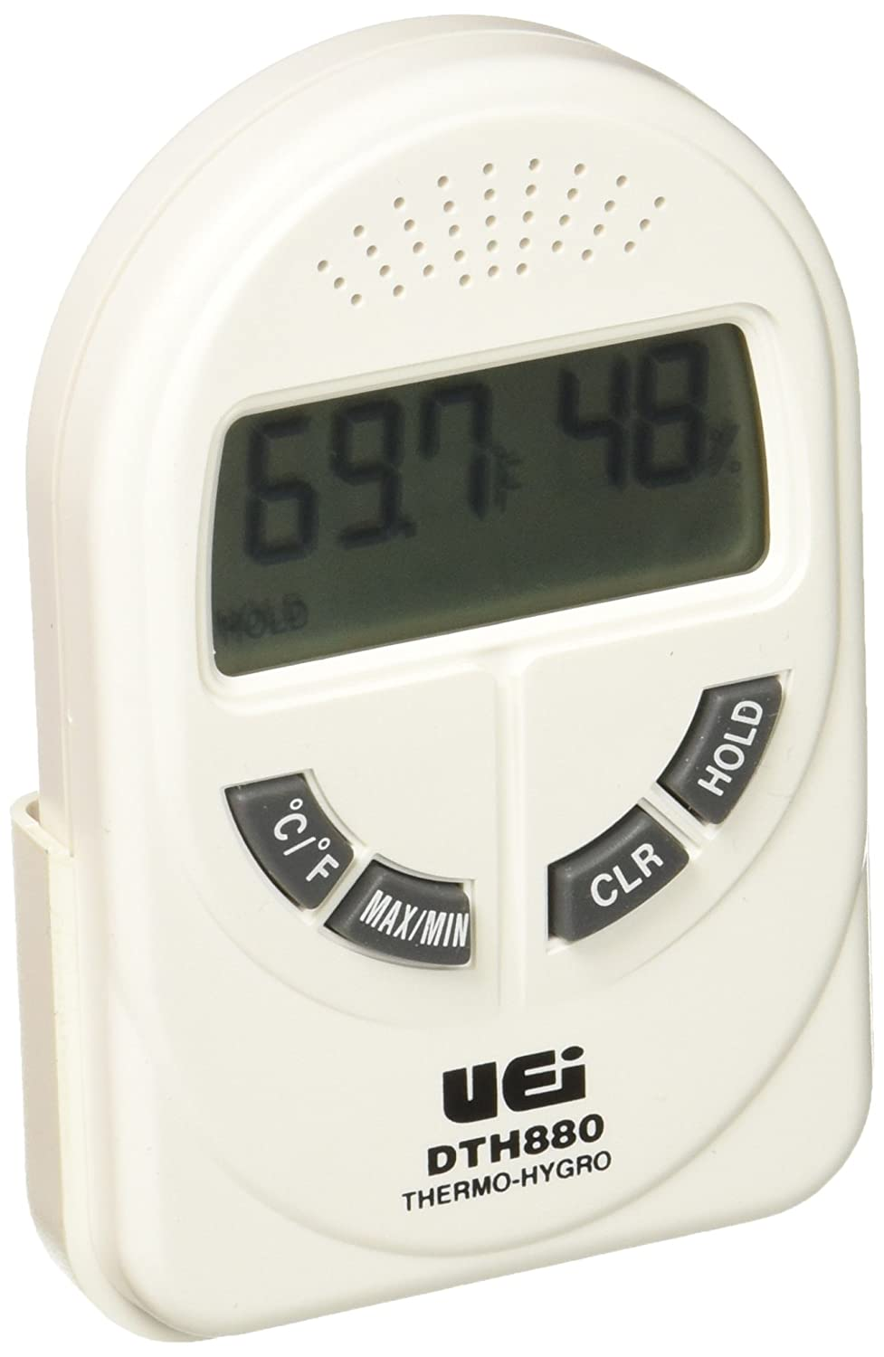 Universal Enterprises DTH880 Wall Mounted Temperature and Humidity Tester UEi Test Instruments