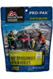 Mountain House Beef Stroganoff with Noodles (Pro Pak (2 Pack))