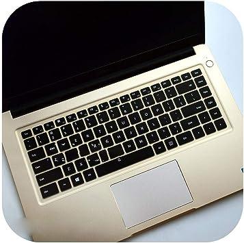 Para Huawei Matebook D 15.6 silicona portátil teclado ...