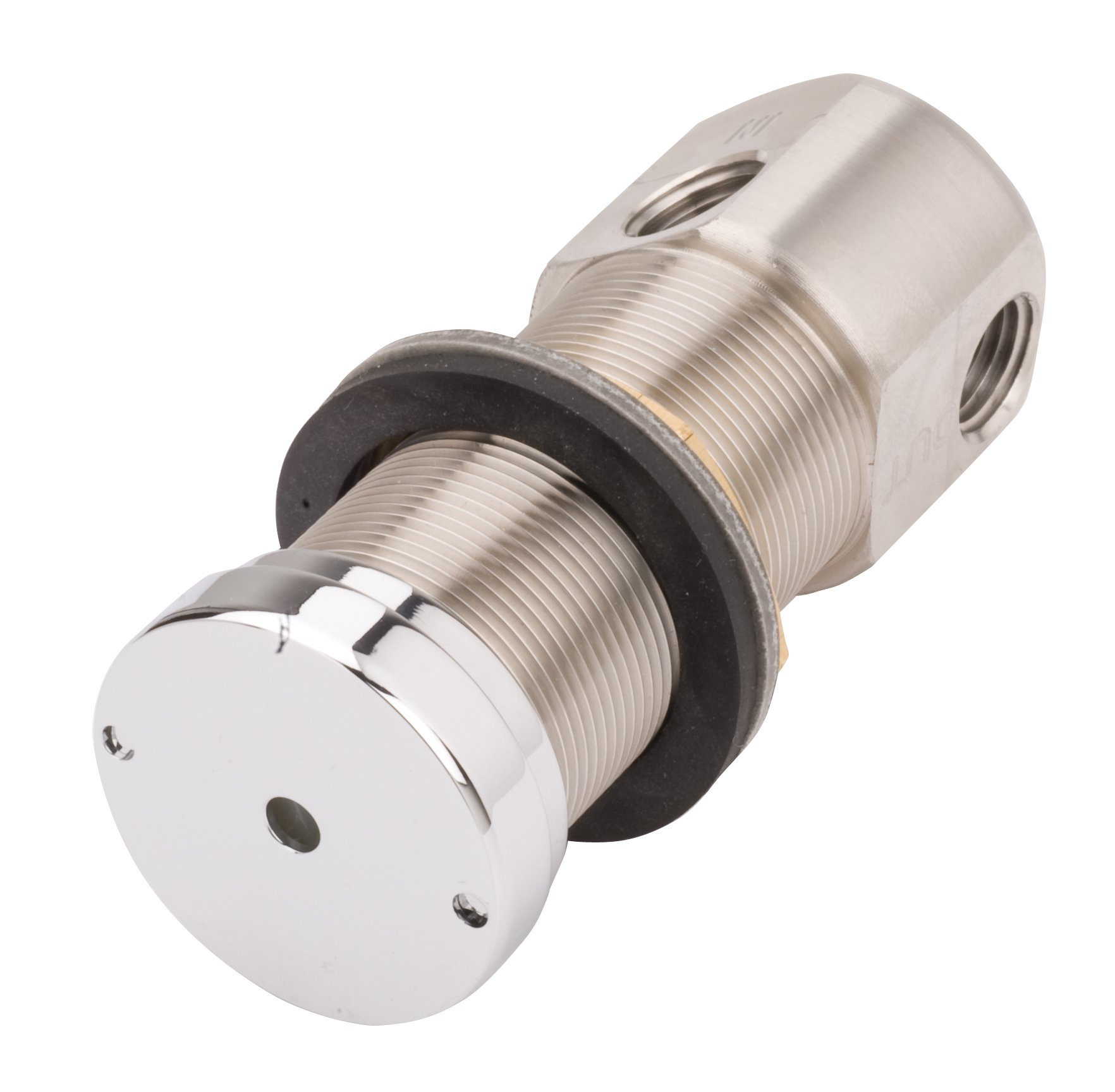 Haws 5874PB Patented Lead-Free Stainless Steel Push Activated Valve by Haws (Image #1)