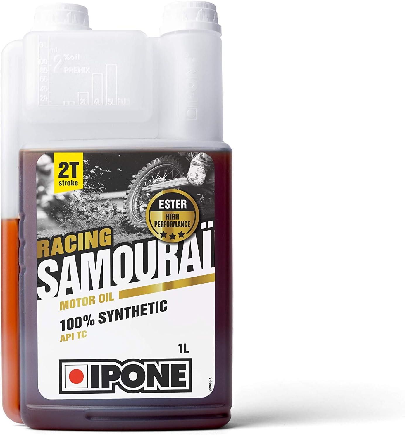 Ipone s28480- Aceite 2T samurái 100%, síntesis, Bidon