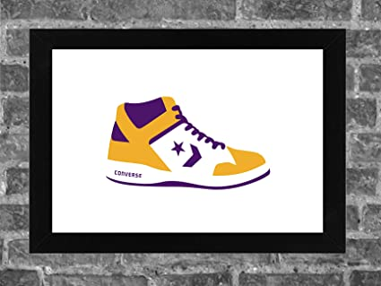 Converse Weapon Shoe Magic Johnson