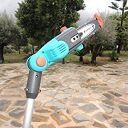 cortarramas telesc/ópico THS Li18 //42 Gardena 8867-20 Kit sierra de p/értiga Accu TCS Li18//20