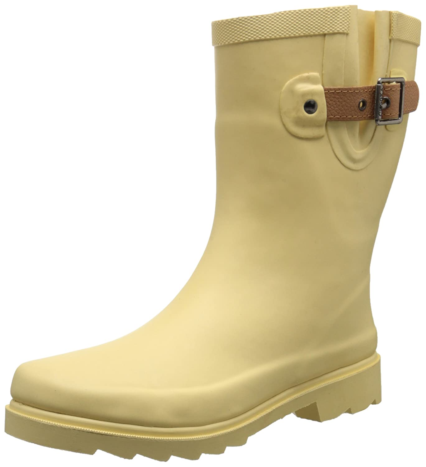 Chooka Women's Mid-Height Rain Boot B013PHHZZW 10 B(M) US|Sunflower