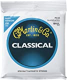 Martin Classical Guitar Strings - Silver Plated Wound