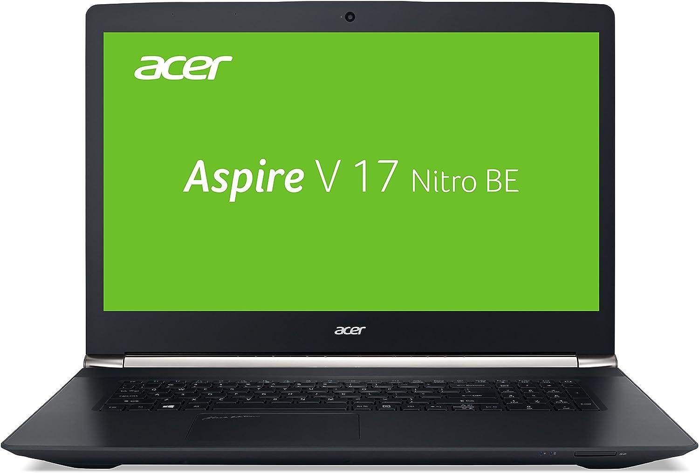 Ordenador portátil Acer Aspire V 17Nitro Black Edition Gaming negro Negro 1000 gb hdd