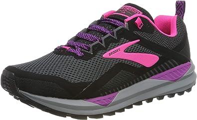 Brooks Cascadia 14, Zapatillas de Running para Mujer: Amazon.es: Zapatos y complementos