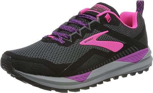 Brooks Cascadia 14, Zapatillas de Running Mujer: Amazon.es: Zapatos y complementos