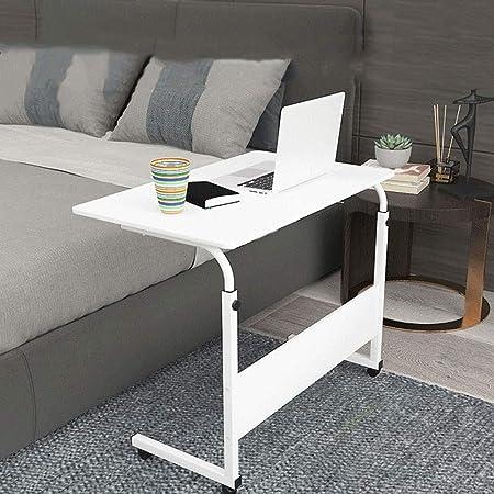 QYJH- Mesa para Laptop - Mesa de Cama extraíble - Escritorio ...