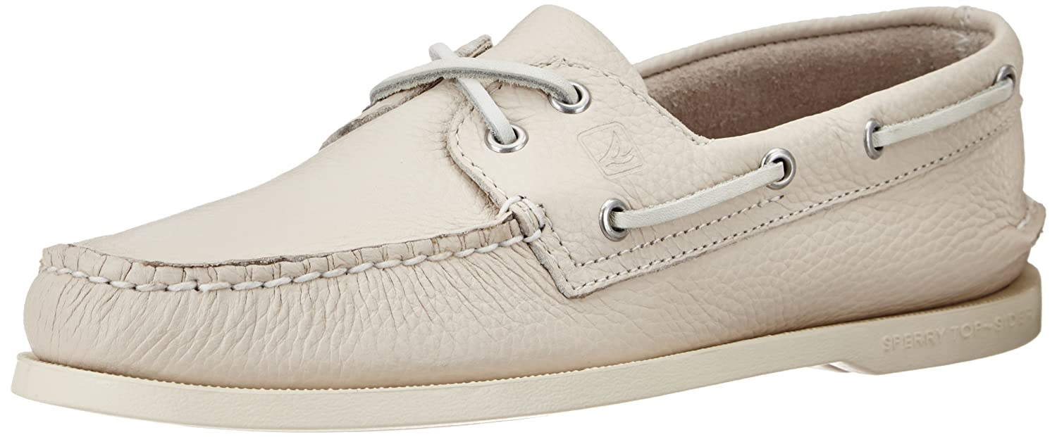 380b092152 Sperry Top-Sider Men s A O Boat Shoe Ice 7 2E US  Buy Online at Low ...