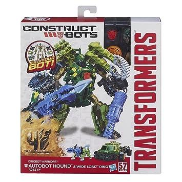 Transformers Construct Dinobot Guerreros - Autobot Perro ...