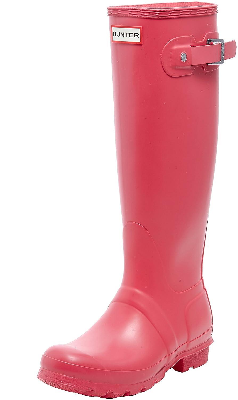 Hunter Wellington Boots, Botas de Agua Unisex Adulto37 EU|Rosa (Pink Rbp)