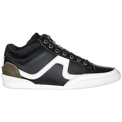 3de25a72cce0 Dior Basket Homme Black White 39 EU  Amazon.fr  Chaussures et Sacs