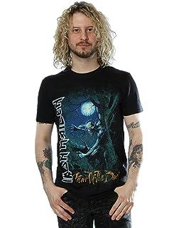Iron Maiden Hombre The Book of Souls Camiseta: Amazon.es: Ropa y accesorios