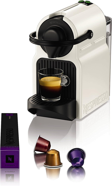 0.8L Krups Nespresso XN 1001 Inissia Nespresso blanc 1260W