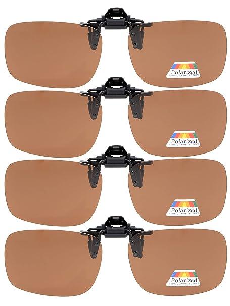 Amazon.com: Eyekepper - Gafas de sol polarizadas con clip y ...