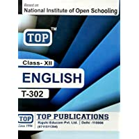 TOP NIOS Class 12 English Guide T-302
