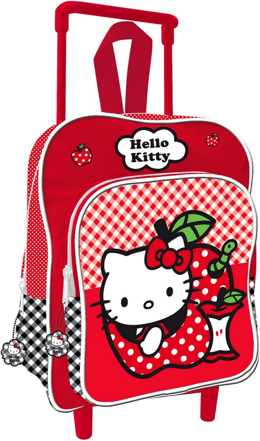 Trolley Hello Kitty 40cm surtido