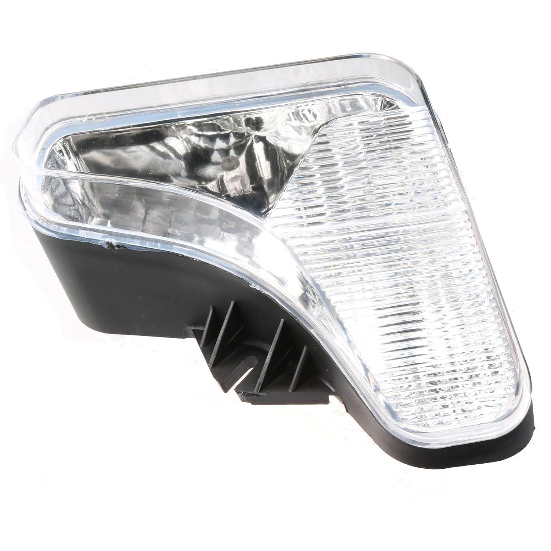 Amazon com: Holdwell Left Headlight lamp With Bulbs Lens