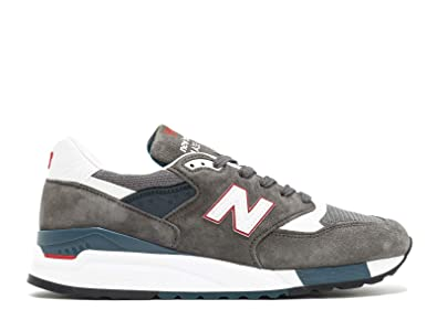 low priced 91a02 46a23 Amazon.com | New Balance 998 Men's Casual Sneakers, Size 12 ...