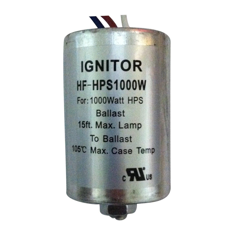 Premium HPS1000W Ignitor - High Pressure Sodium Ignitor 1000 Watt