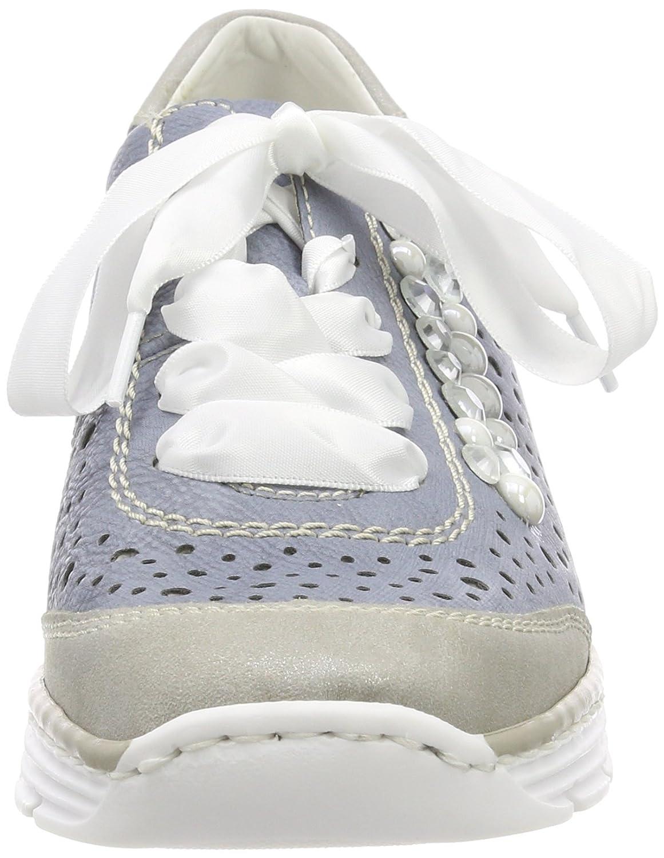 Oxford Rieker Mujer Para 587p3 Cordones De Zapatos 8Hnw8qvgx