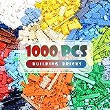 Lekebaby Classic Juegos de Construcción Juego Educativos, Bloques de Construcción Preescolar para Niños, 1000 Piezas