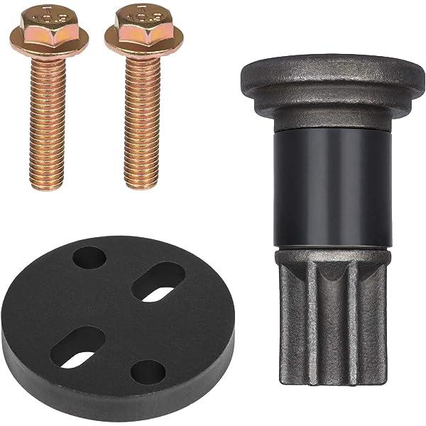 KIPA Heavy Duty Injection Pump Gear Puller for Cummins Diesel Dodge Ram Engines Fit VE P-Pump VP44 CP3 P7100 4BT 6BT pump gears