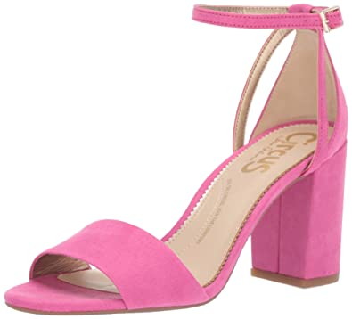 Circus by Sam Edelman Womens Oleana Heeled Sandal
