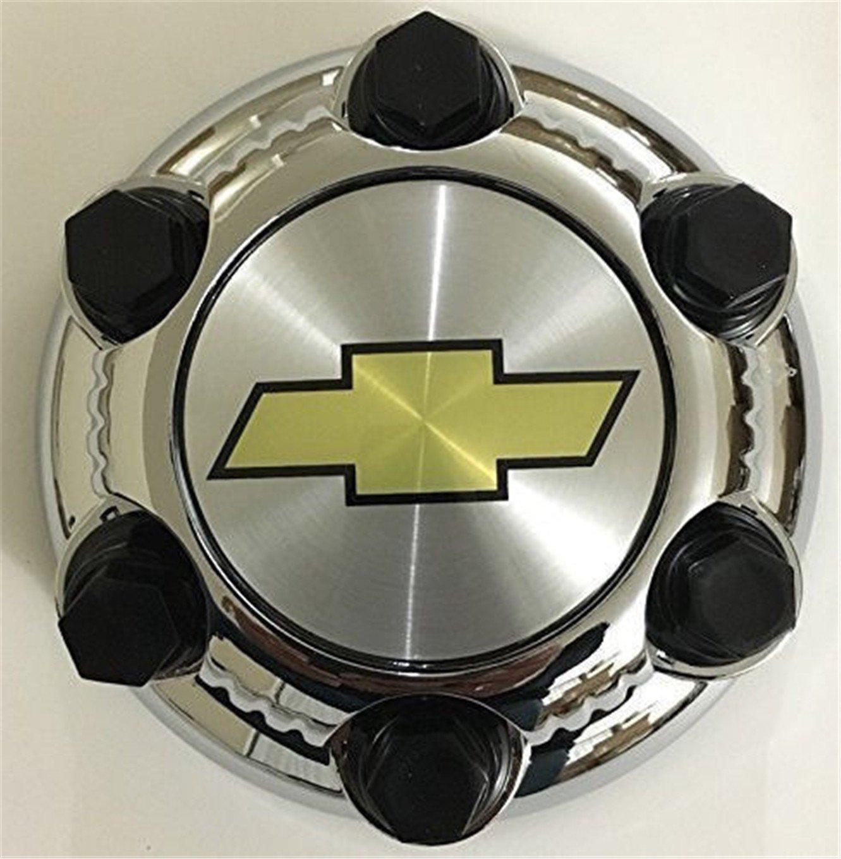 Chevy wheel center hubcap chrome 15067580