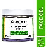 Greenberry Organics Aloe vera Gel