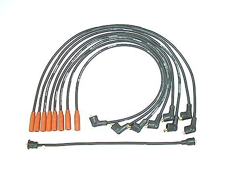 Accel 128036 ProConnect OEM de repuesto recto para bujías Cables Juego de piezas