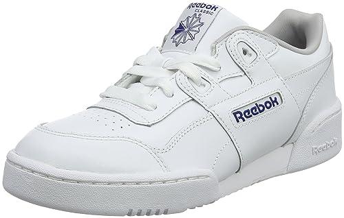 Reebok Workout Plus, Zapatillas de Deporte para Niños