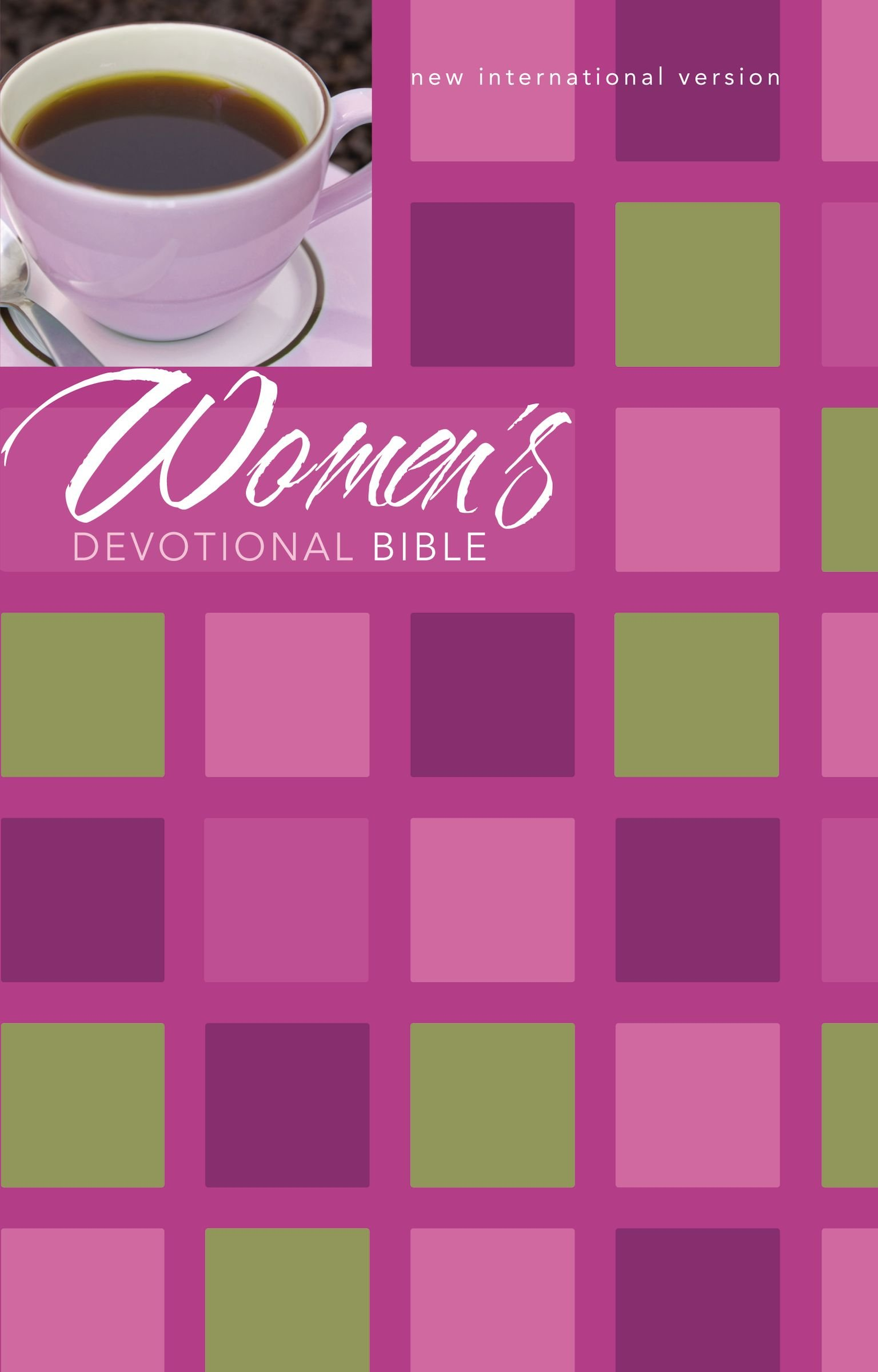 NIV Womens Devotional Bible Hardcover product image
