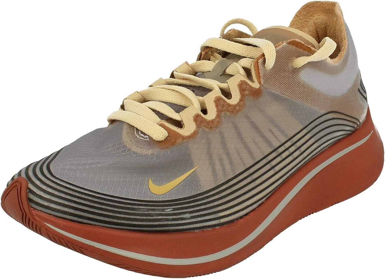 Nike Zoom Fly Mens Running Shoes Cool Grey//Cool Grey//White UK 8 BNIB