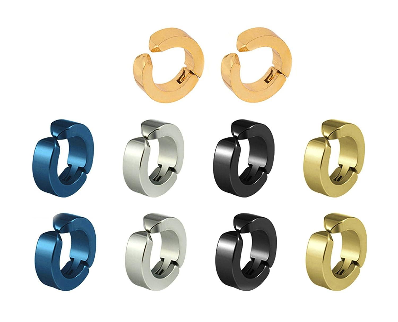 Bishilin Gold Plated Womens Stud Earring Halo White CZ Tree Earrings