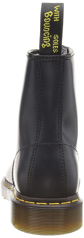 26fe493975c Dr. Martens 1460 Smooth Smooth Zapato Navy de 1460 Agujetas para Hombre