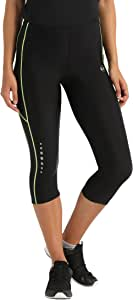 Ultrasport Effetto Compressivo E Funzione Quick Dry 3/4 - Pantalones 3/4 Mujer
