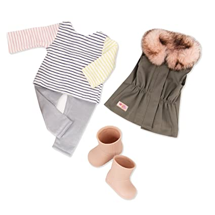 Our Generation Classic Outfit  Amazon.co.uk  Toys   Games f07003a2fc4a1