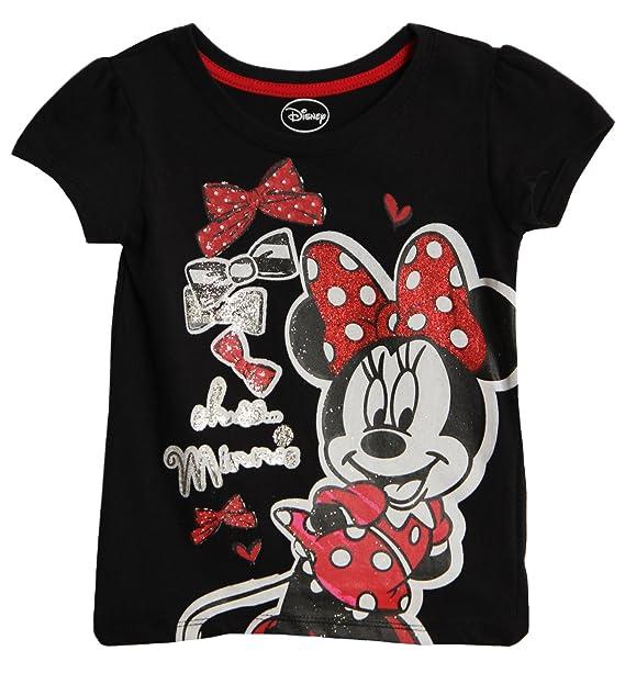 a895ab9d3 Amazon.com: Disney Baby-girls Minnie Mouse Shirt Oh So Minnie Tee ...