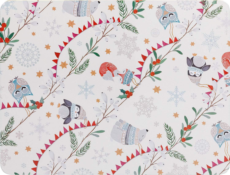 20 x 14 x 18 cm Set di 3 scatole per Biscotti 27 x 21 cm Colorate Fiocchi di Neve Media Misura Piccola Hutschenreuther Weihnachtslieder 2019