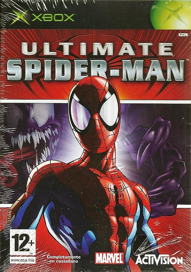 ULTIMATE SPIDER-MAN: Amazon.es: Videojuegos