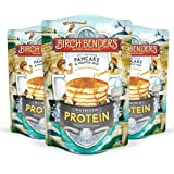Performance Protein Pancake and Waffle Mix with Whey Protein by Birch Benders, 16 Grams Protein Per Serving, Non-GMO…