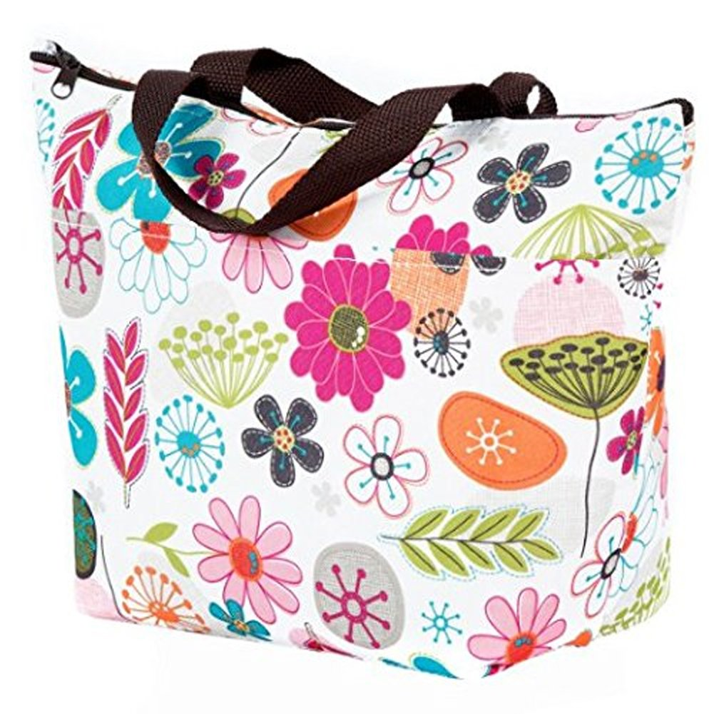 Lunch Holder Lunch Container Travel Zipper Organizer Box for Women Men Kids Girls Boys Adults