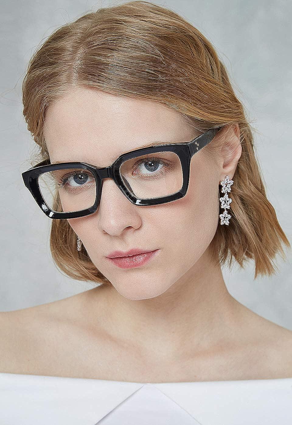 Für große frauen brillen Die Brillen
