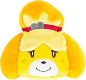 Club Mocchi Mocchi Nintendo Animal Crossing Isabelle Plush Stuffed Toy
