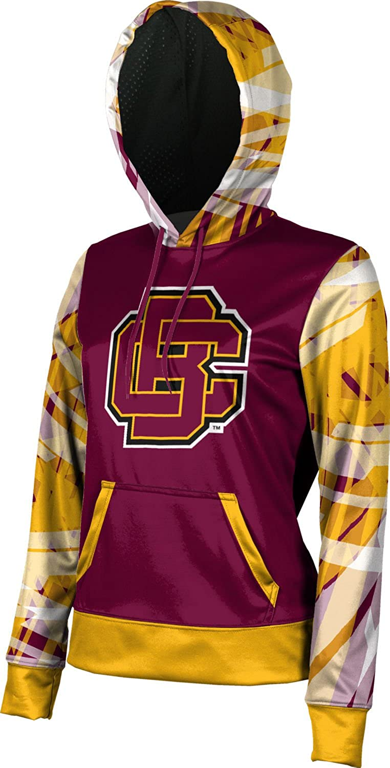 ProSphere Bethune-Cookman University Girls Pullover Hoodie School Spirit Sweatshirt Crisscross