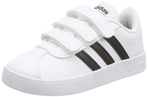 check out 601d2 2021c adidas VL Court 2.0 CMF C, Zapatillas de Gimnasia Unisex para Niños  Amazon.es Zapatos y complementos