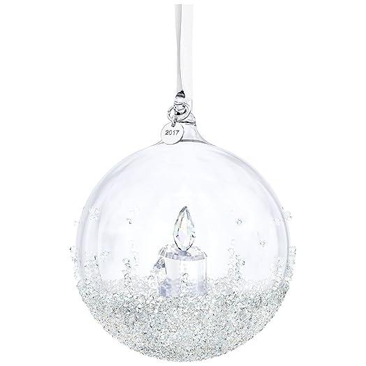Swarovski Christmas Ball Ornament Annual Edition 2017 Amazonco